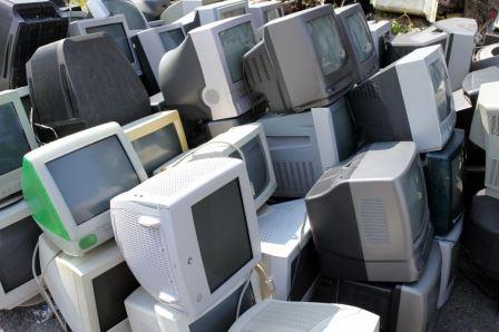 recycle fluorescent lights and electronic waste near Madison WI